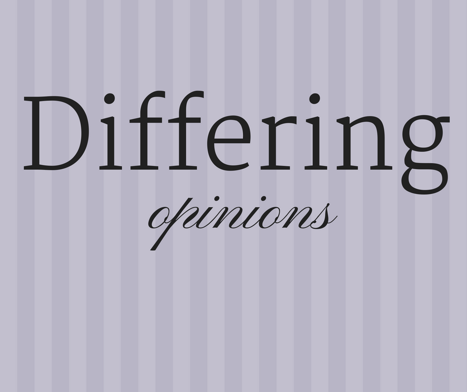differing opinions in 2 articles on tragic Managing conflict in meetings  real professional differences – conflict can arise from very real differences in professional opinions  see our articles on.